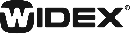 Logotipo Widex